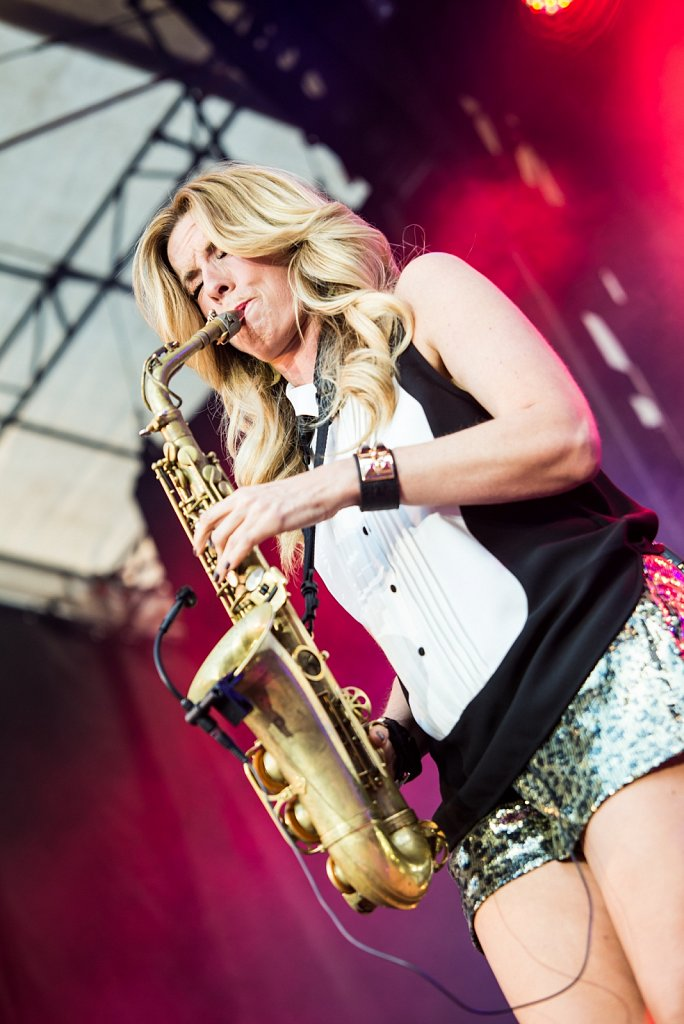 Stars of Sounds Aarberg 2013 - Candy Dulfer